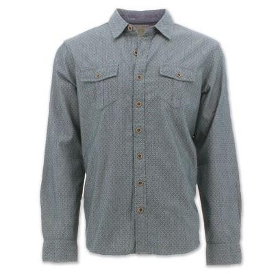 Ecoths  Men's  Huck Long Sleeve Shirt