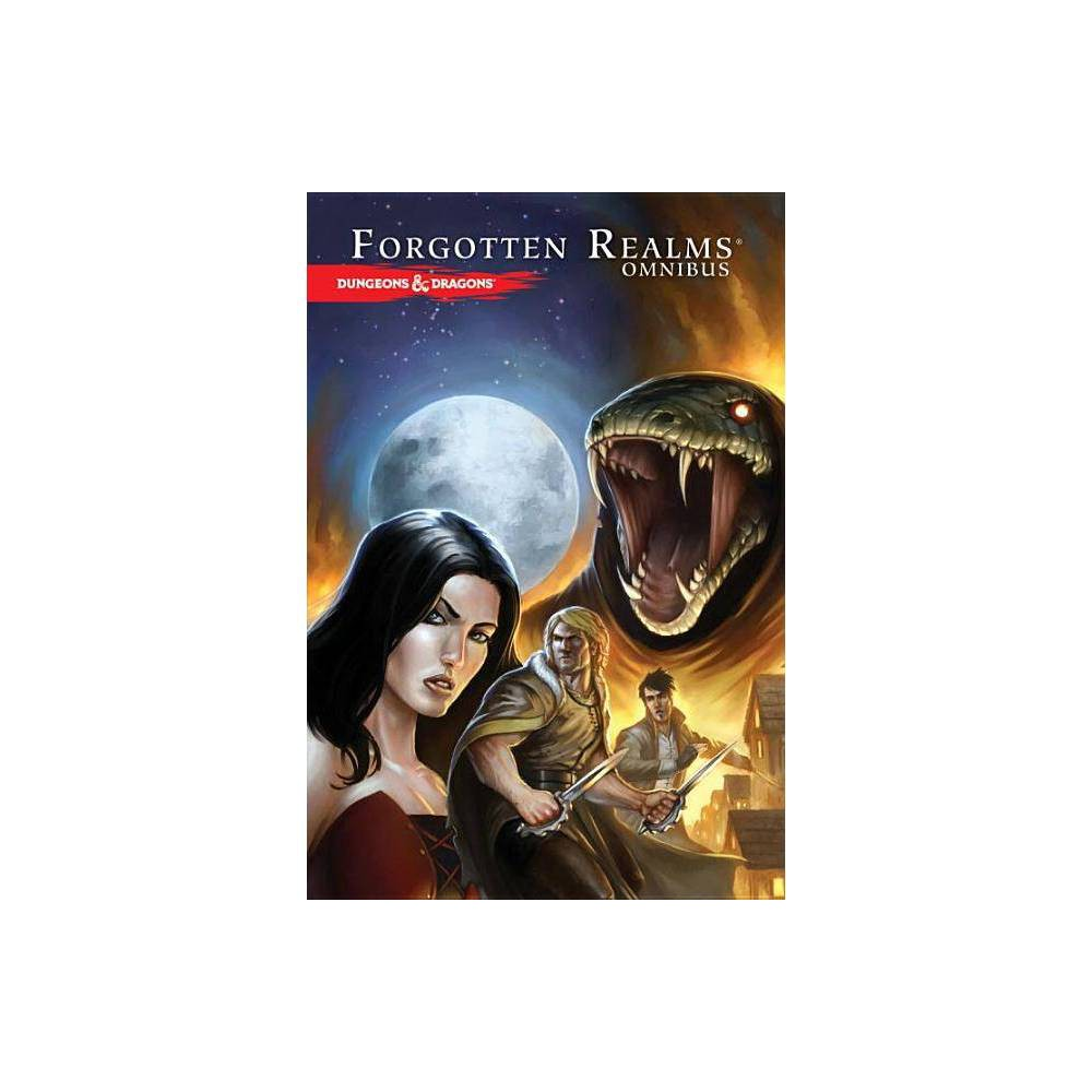 Dungeons & Dragons: Forgotten Realms Omnibus - by Geno Salvatore (Paperback) Robert Anthony Salvatore, who writes under the name R. A. Salvatore, is an American author best known for The DemonWars Saga, his Forgotten Realms novels, for which he created the popular character Drizzt Do'Urden, and Vector Prime, the first novel in the Star Wars: The New Jedi Orderseries. He has sold more than 15 million copies of his books in the United States alone and twenty-two of his titles have been New York Times best-sellers. Robert Salvatore was born in Leominster, Massachusetts, the youngest of a family of seven. A graduate of Leominster High School, Salvatore has credited his high school English teacher with being instrumental in his development as a writer. During his time at Fitchburg State College, he became interested in fantasy after reading J. R. R. Tolkien's The Lord of the Rings, given to him as a Christmas gift. He developed an interest in fantasy and other literature, promptly changing his major from computer science to journalism. He earned a Bachelor of Science Degree in Communications/Media from Fitchburg. He earned this degree in 1981 and later a Bachelor of Arts in English. Before taking up writing full-time, he worked as a bouncer, an experience to which he attirbutes his fierce and vividly described battle scenes. In the fall of 1997, his letters, manuscripts, and other professional papers were donated to the R.A. Salvatore Library at his alma mater, Fitchburg State University in Fitchburg, Massachusetts.