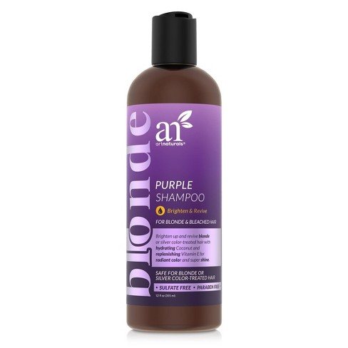 artnaturals Purple Shampoo - 12 fl oz - image 1 of 4