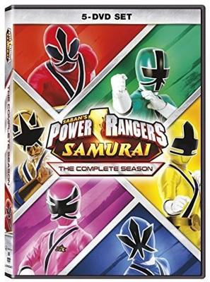 Whom can Power rangers samurai necessary
