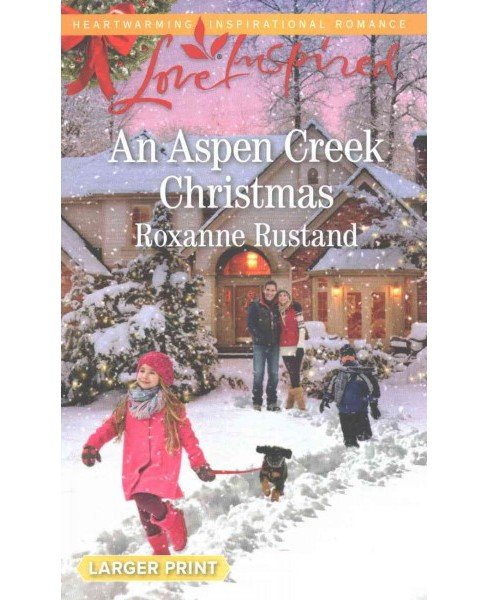 Aspen Creek Christmas (Paperback) (Roxanne Rustand) - image 1 of 1
