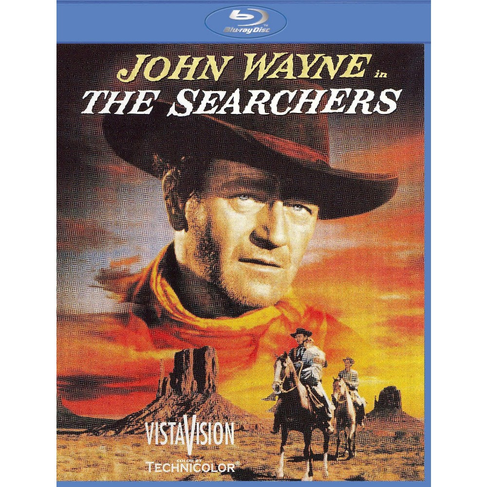 The Searchers [Blu-ray], Movies