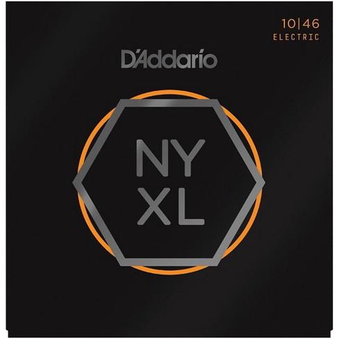 D'Addario NYXL1046 Light Electric Guitar Strings - image 1 of 4