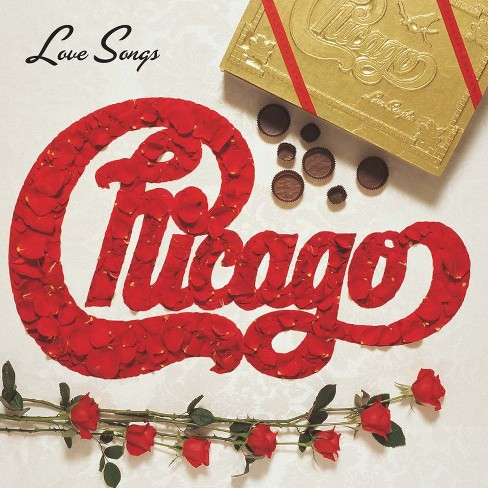 Chicago - Love songs (CD) - image 1 of 1