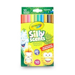 Crayola Silly Scents Markers Fineline 10ct