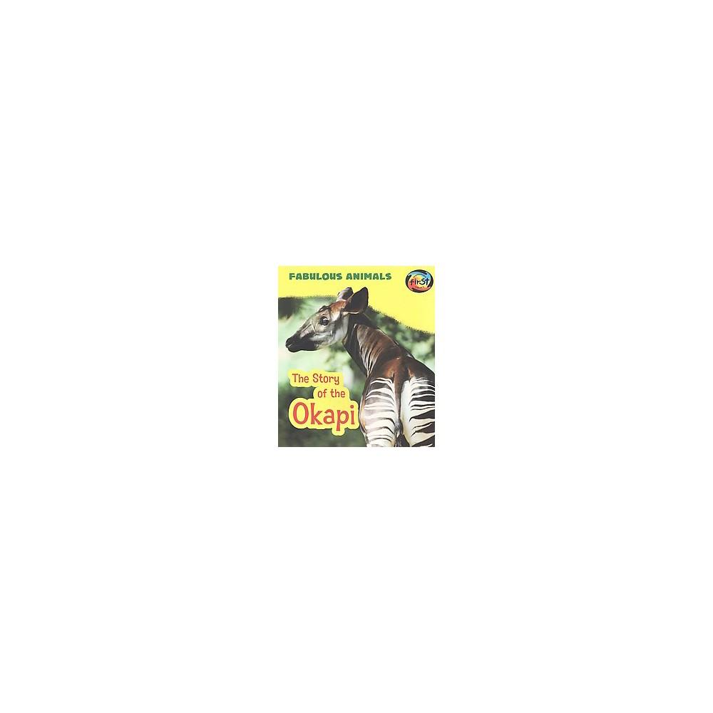Story of the Okapi (Paperback) (Anita Ganeri)