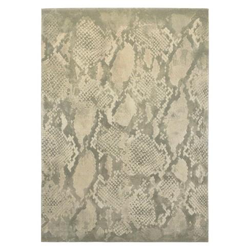 "Balta Animal Rug - White/Gray (5'3""x7'4"") - image 1 of 4"