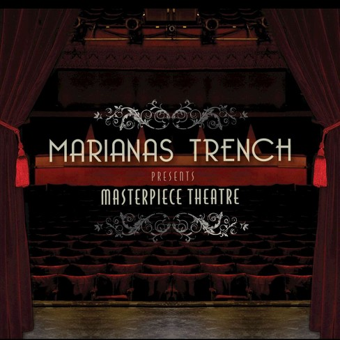 Marianas trench - Masterpiece theatre (CD) - image 1 of 1