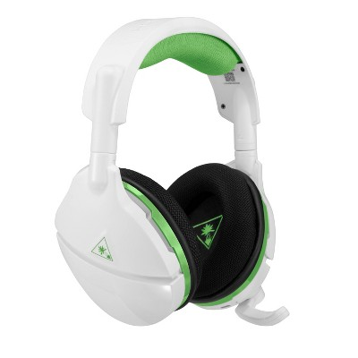 Turtle Beach Stealth 600 Wireless Gaming Headset for Xbox One/Series X - White/Green