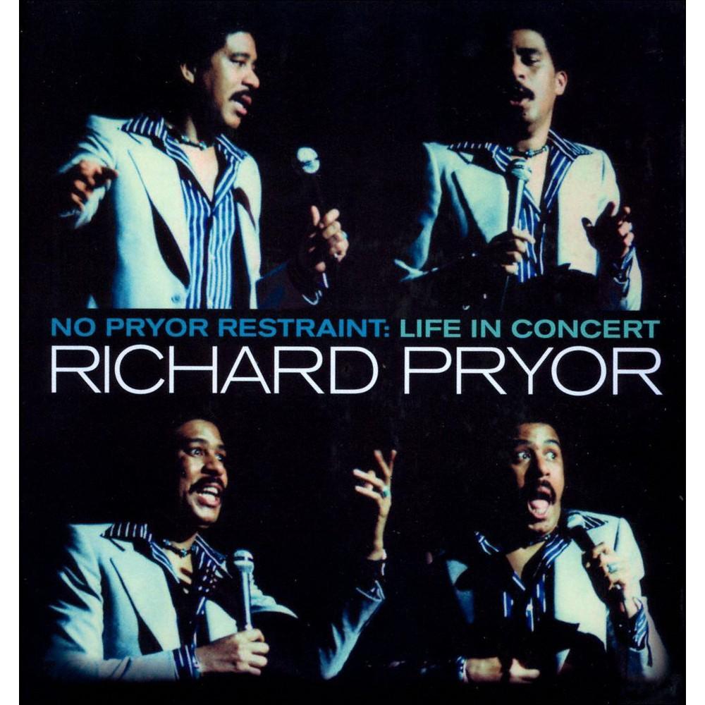 Richard pryor - No pryor restraint:Life in concert (CD)