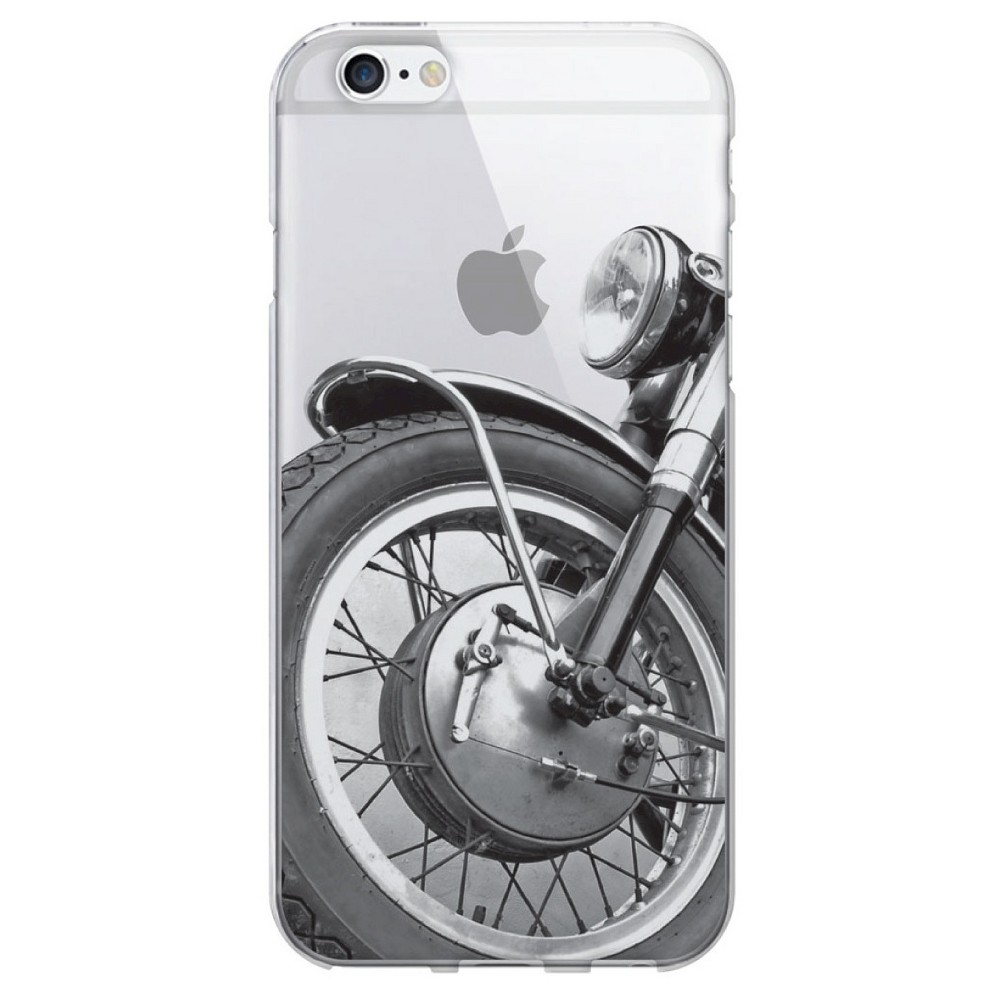 Apple iPhone 8/7/6s/6 Case Motorcycle - Otm Essentials, Clear