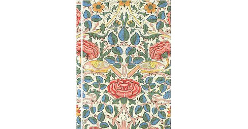 Rose by William Morris Foiled Journal (Hardcover) - image 1 of 1