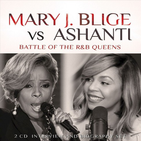 Mary j. blige - Mary j blige vs ashanti:Battle (CD) - image 1 of 1