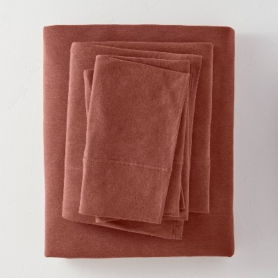Jersey Solid Sheet Set - Casaluna™