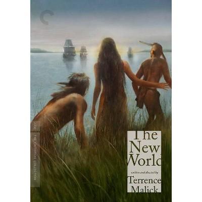The New World (DVD)