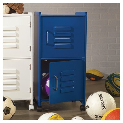 KidKraft Locker Bookshelf - Blue