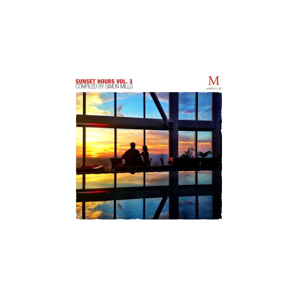 Simon Mills - Sunset Hours Vol 3 (CD)