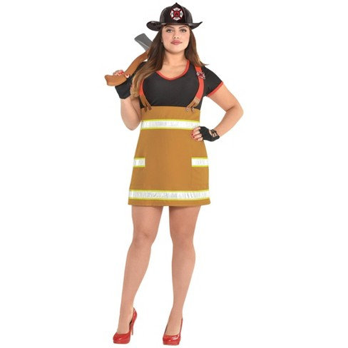 Adult Wild Fire Halloween Costume XXL 18-20 - image 1 of 1
