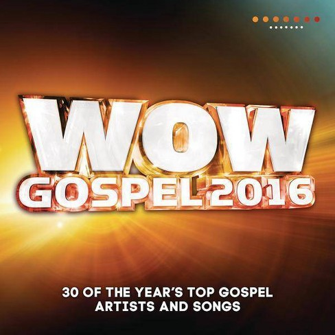 WOW Gospel 2016 - Various Artists - image 1 of 1
