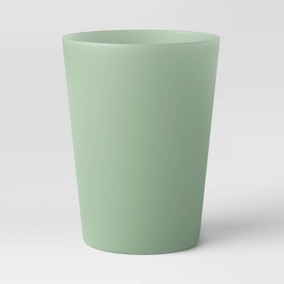 18oz Plastic Translucent Tumbler Green - Room Essentials™