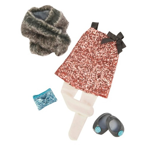 Our Generation® Deluxe Outfit - The Sequin Secret™ - image 1 of 2
