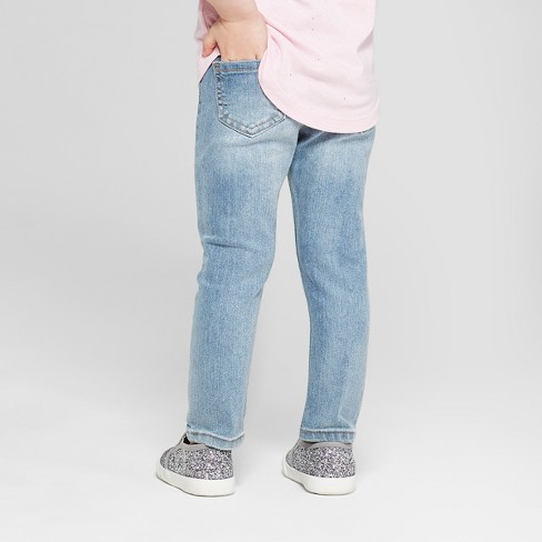 M Denim Jeans Toddler Boys 24-36 Months Djustable Waist Medium Wash Baby & Toddler Clothing Clothing, Shoes & Accessories