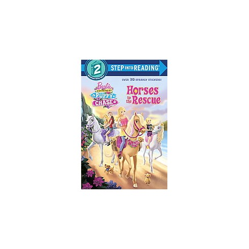Horses to the Rescue - (Step Into Reading: A Step 2 Book) by  Devin Ann Wooster (Paperback) - image 1 of 1