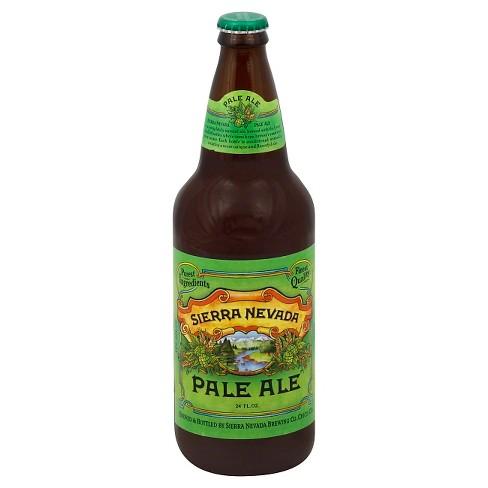 Sierra Nevada Pale Ale Bottle 24 fl oz - image 1 of 1