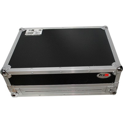 "ProX X-19MIX7U 19"" ATA Road Flight Case for Gemini CDM-4000"