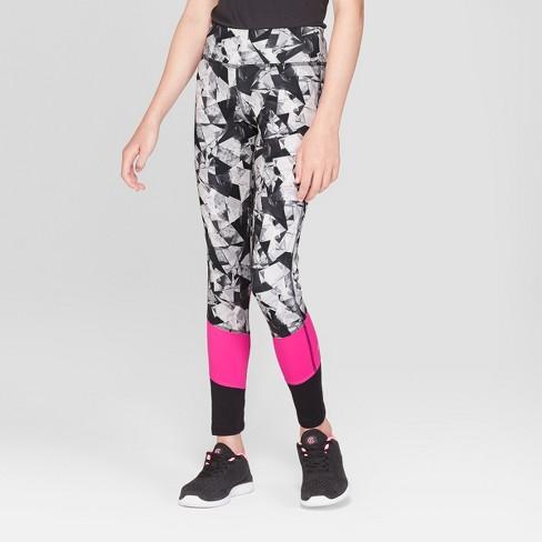 32f8cfe4820c29 Girls' Novelty Performance Leggings - C9 Champion® : Target