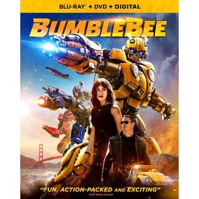 bumblebee (blu ray dvd digital)