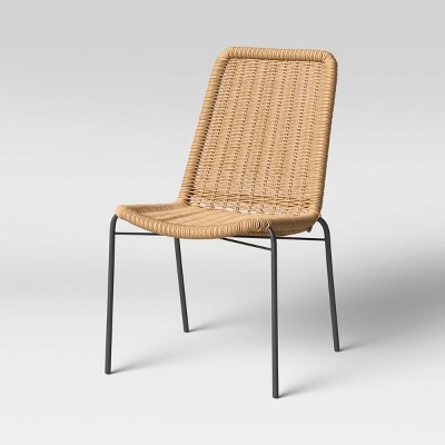 Wicker Stack Patio Accent Chair - Project 62™