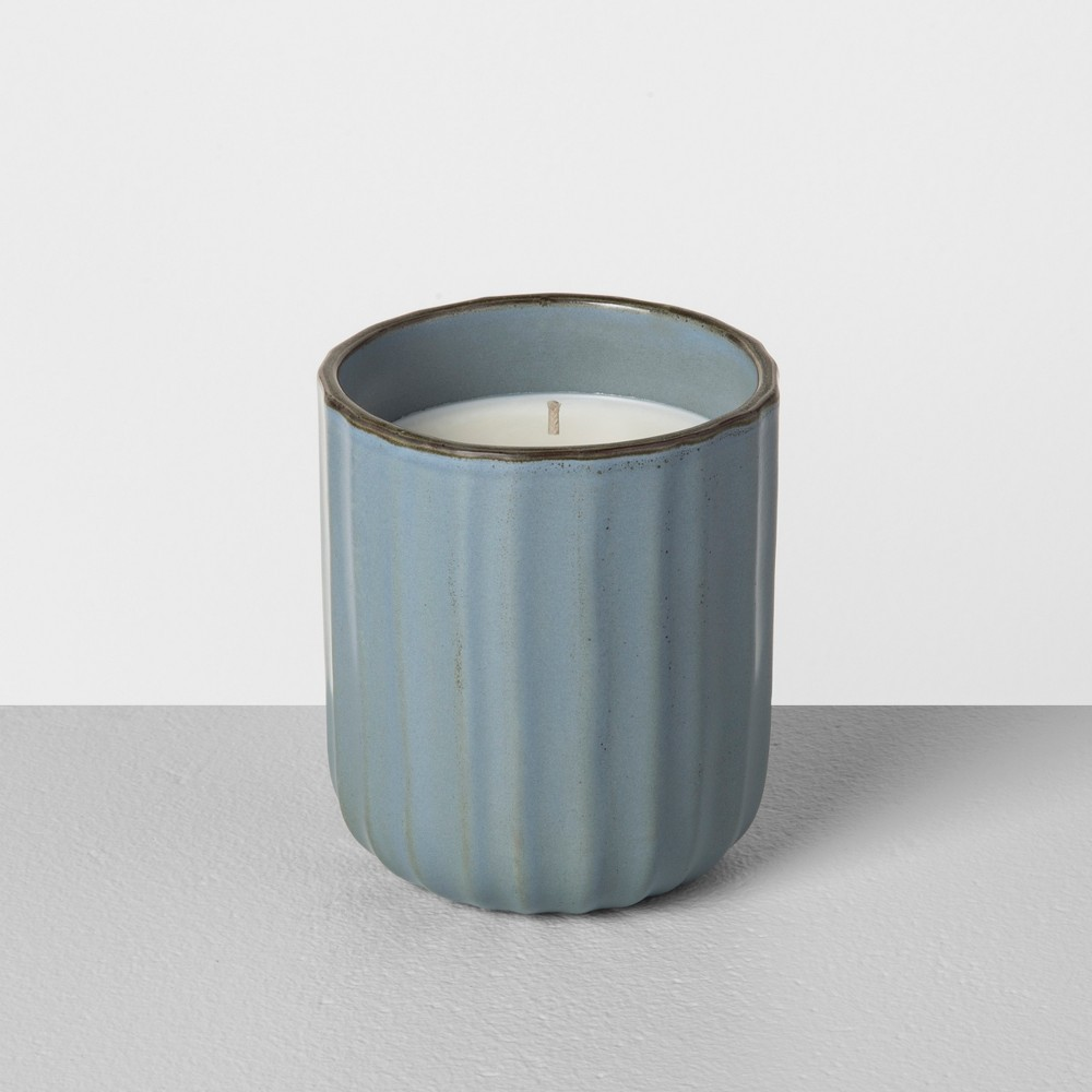 Image of Container Candle Cedar Magnolia - Hearth & Hand with Magnolia