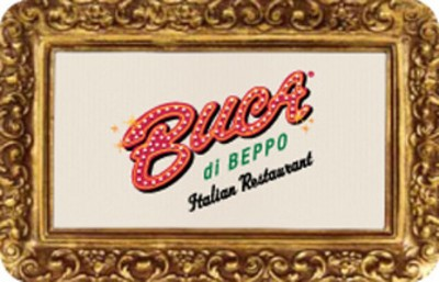 Buca di Beppo $50 (Email Delivery)