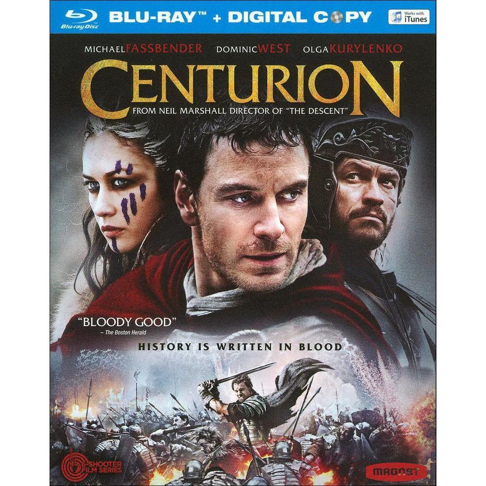 Centurion (Blu-ray), Movies