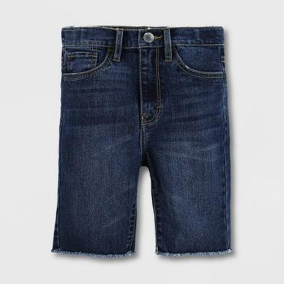 Levi's® Girls' High-Rise Jean Shorts - Cruise Medium Wash
