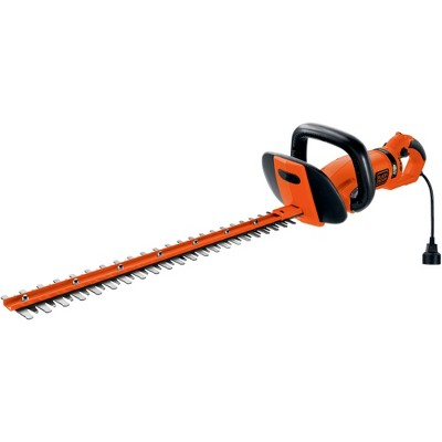 Black & Decker HH2455 24 in. Hedge Trimmer with Rotating Handle