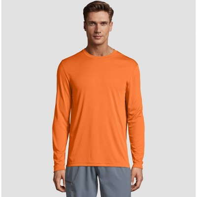 9af74b71 Hanes Men's Long Sleeve CoolDRI Performance T-Shirt : Target