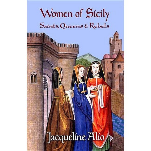 Women of Sicily - by  Jacqueline Alio (Paperback) - image 1 of 1