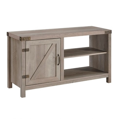 44 Rustic Farmhouse Barn Door Console Saracina Home Target