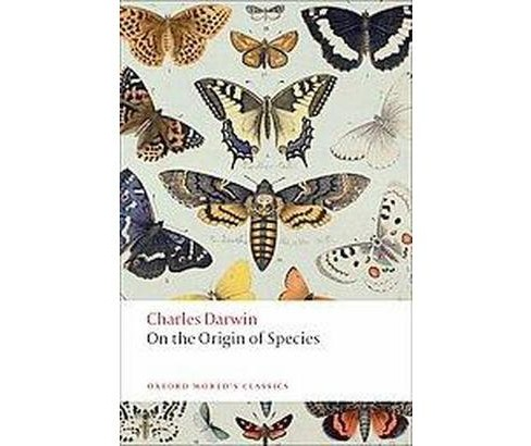 On the Origin of Species (Revised) (Paperback) (Charles Darwin) - image 1 of 1