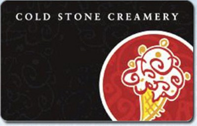 Cold Stone Creamery $15 (Email Delivery)