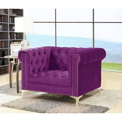 Vanessa Club Chair - Chic Home Design