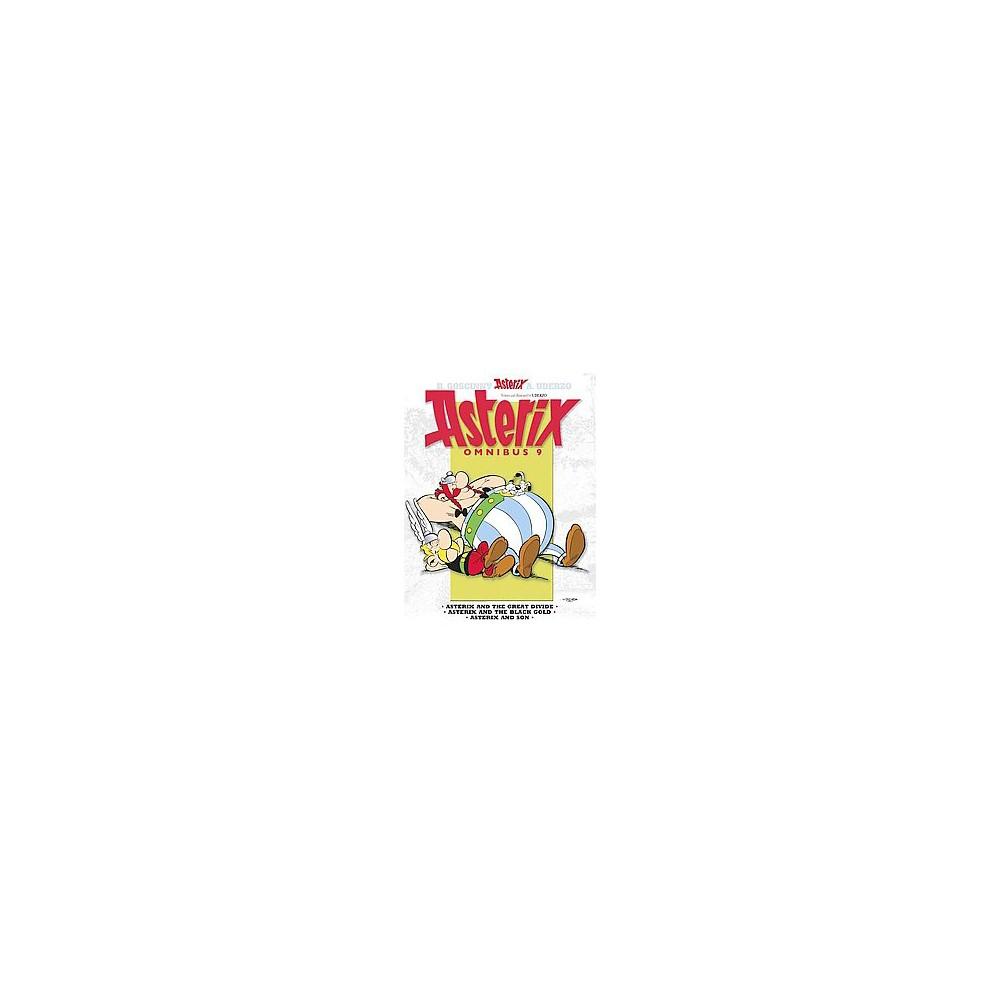 Asterix Omnibus 9 (Hardcover)
