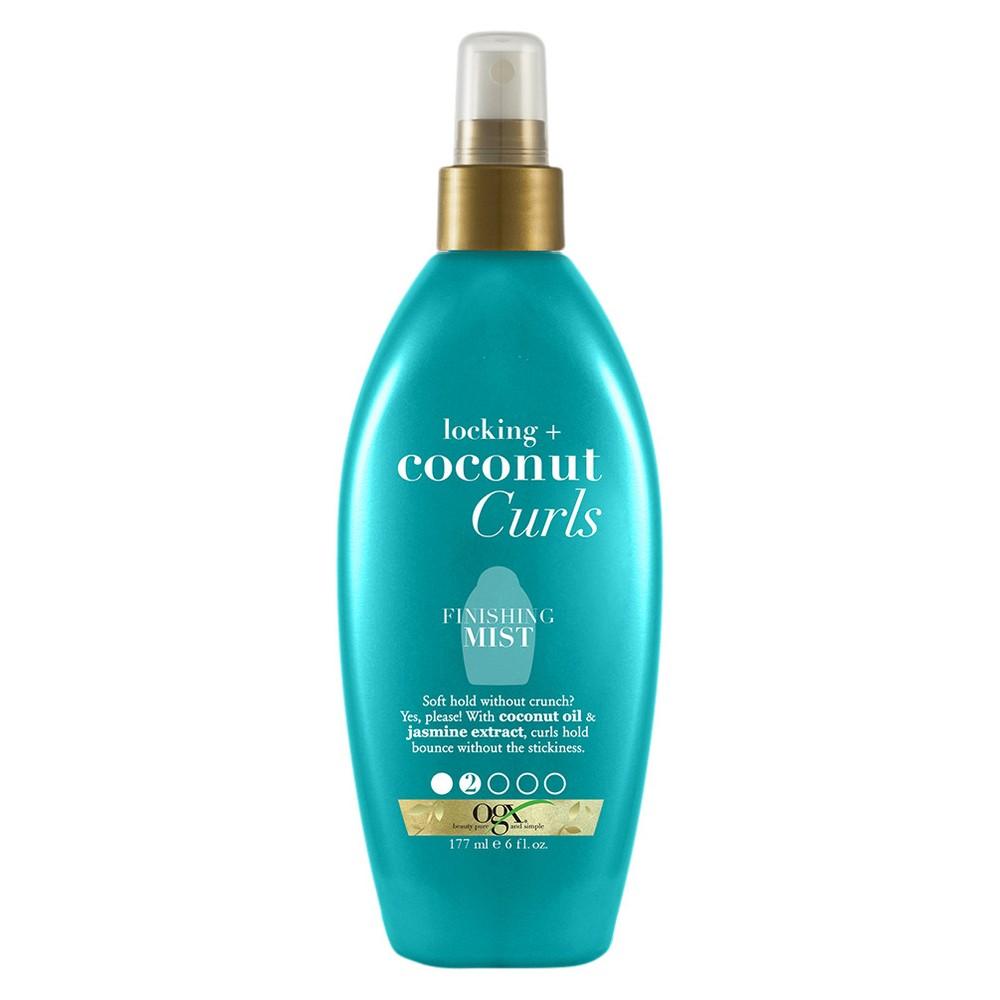 OGX Locking Coconut Curls Finishing Mist 6 fl oz