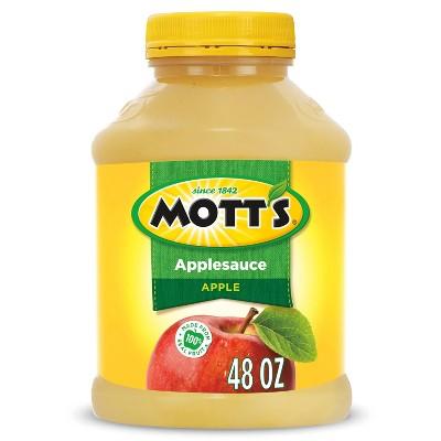 Mott's Applesauce - 48oz Jar