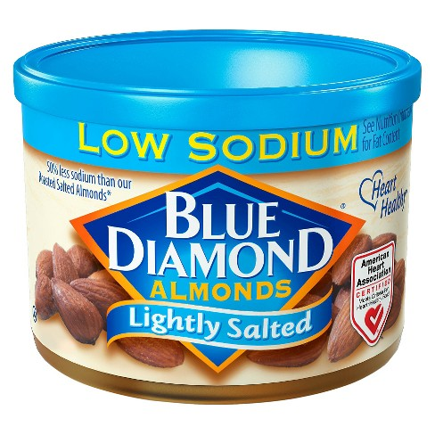Blue Diamond Almonds Lightly Salted - 6oz - image 1 of 1