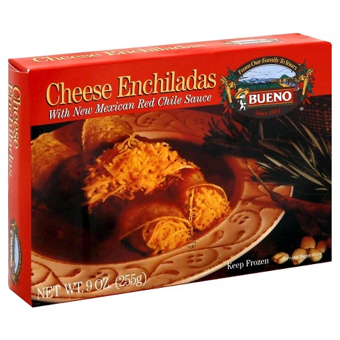 Bueno Red Chili Cheese Frozen Enchiladas - 9oz - image 1 of 1