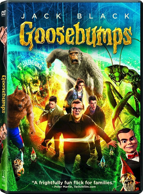 Goosebumps (DVD) - image 1 of 1