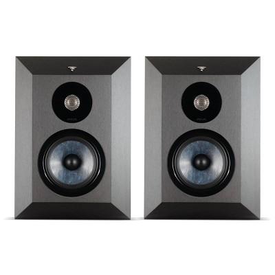 Focal Chora Surround Speakers - Pair (Black)